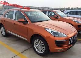 Китайская копия Porsche Macan в 6 раз дешевле оригинала ...