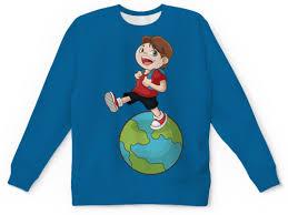 <b>Детский свитшот унисекс</b> Школа #2529511 в Москве – <b>детские</b> ...