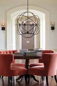Chandelier Dining Room 1000 Ideas About Dining Room Lighting On Pinterest Dining Room