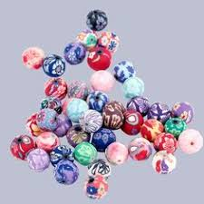 Mixed Charms Pattern Choose Resin Faceted Lampwork Beads Fit ...