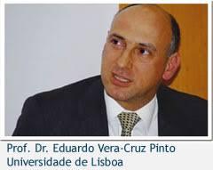 Professor Eduardo Vera-Cruz Pinto da Universidade de Lisboa Dando início ao período letivo de 2011.1, o curso de Direito da FA7 realizará sua Aula Inaugural ... - profEduardoVeraCruz