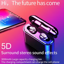 COD   <b>X8 TWS True Wireless</b> Earbuds 5D Stereo Bluetooth ...