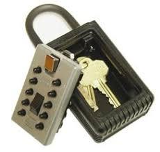Combination Lock Boxes