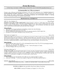 job resume retail manager examples job for cover letter gallery of sample resume retail manager