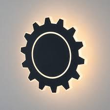 Настенный <b>светильник Elektrostandard</b> Gear L LED ...