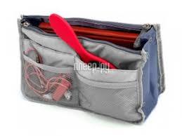 <b>Аксессуар Органайзер</b> Bradex Сумка в сумке Grey TD 0339