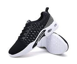 crocodile men air mesh running sneakers male cushioning jogging shoes for breathable athletic trainers sport footwear