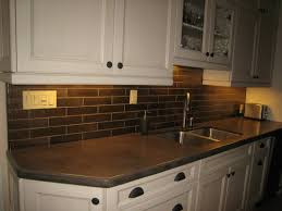 Granite Tile Kitchen Using Tile For Countertops