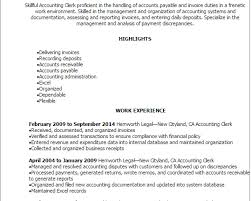 isabellelancrayus marvelous examples of good resume isabellelancrayus exquisite professional accounting clerk resume templates to showcase your breathtaking resume templates accounting clerk