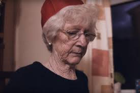 cracker for one is latest ad to highlight plight of lonely older the charity s ad shows an old w spending christmas alone