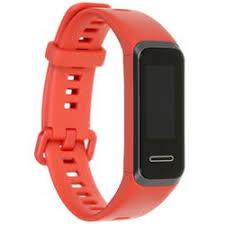 Купить Фитнес-браслет <b>HUAWEI Band</b> 4 <b>ремешок</b> - оранжевый ...