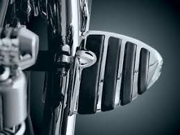 Kuryakyn <b>WIng Rear Foot Pegs</b> Yamaha V Star 950 2009-2016 | eBay