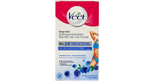 Buy Veet Sensitive <b>Bikini</b> & <b>Armpit</b> Cold <b>Hair</b> Removal Wax 16 ...