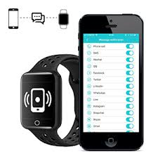 Fitness Tracker, WAFA Sports Smart Watch, Heart ... - Amazon.com