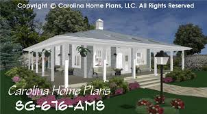 Tiny Country Cottage House Plan SG  Sq Ft   Affordable Small    Tiny Country Cottage House Plan Bedroom  Bath  Story