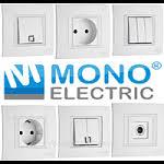 Фурнитура <b>Mono Electric</b> — Eco-system | Купить в Харькове, Киеве