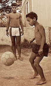 Juan Carlos Ferro: Ronaldo playing soccer