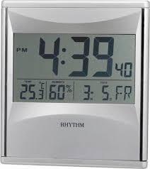<b>Настольные часы Rhythm</b> LCW011NR19 купить по выгодной цене