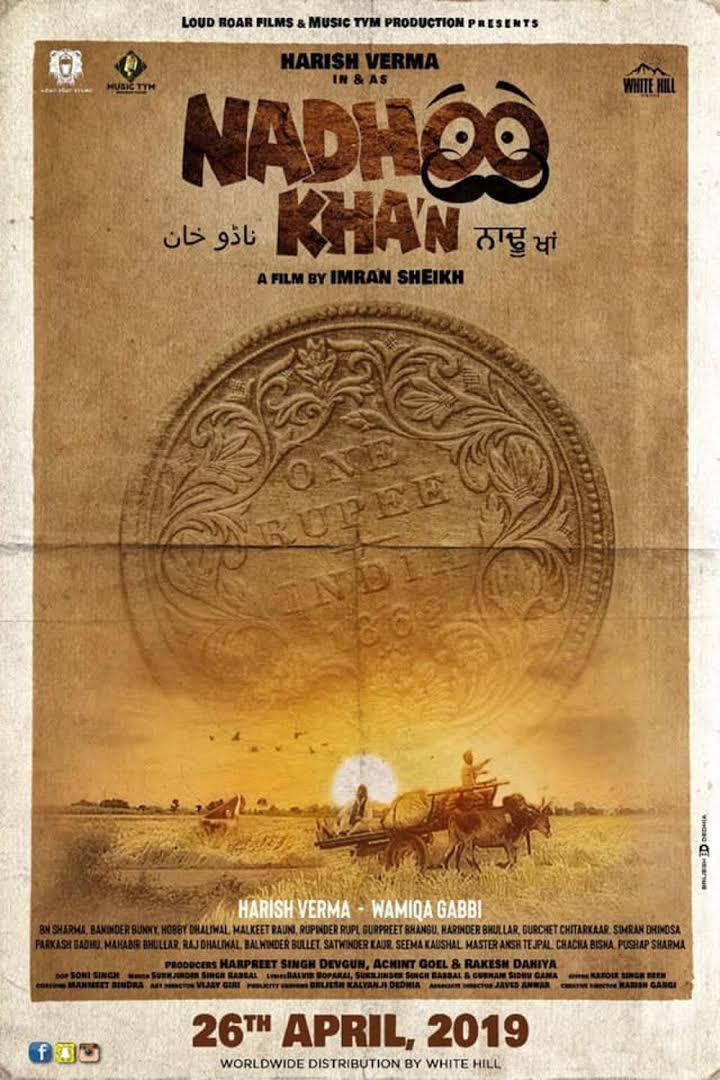 Nadhoo Khan 2019 Punjabi Movie Download HDRip 720p