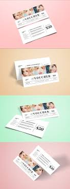 best ideas about gift vouchers gift voucher fashion gift voucher template ai psd