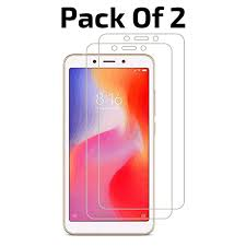 transparent screen glass for xiaomi pocophone f1 tempered on poco 9h hd hardness