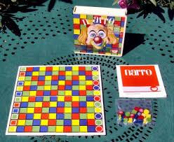 JeuxSoc - jeu : Narro (Martial Tramond, Bütehorn Spiele, 1978) - narro