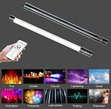 CRI 95 <b>LED RGB Tube Light</b> (2 and 4 ft): Amazon.in: Home & Kitchen