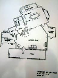 Inconsistencies   The Waltons ForumHere is the floor plan of the Waltons House