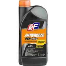 RUSEFF Антифриз ANTIFREEZE OEM G12+ -40C (<b>Оранжевый</b> ...