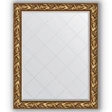 <b>Зеркало Evoform Exclusive-G 124х99</b> Византия золото, BY 4371