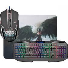 Игровой <b>набор Defender Reaper MKP-018</b> RU, мышь+клавиатура ...