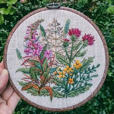 @nadiagarutt | Embroidery <b>patterns</b> vintage, Embroidery <b>flowers</b> ...