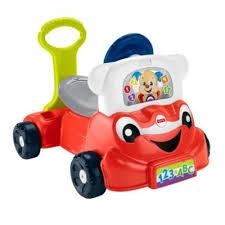 Laugh & Learn <b>3</b>-in-<b>1</b> Smart <b>Car</b> | Fisher Price