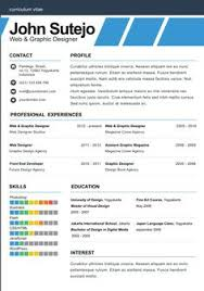 modern one page resume template   creative resume templates    elegant one page resume template