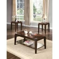 <b>3 Piece Coffee</b> Table Sets | Hayneedle
