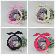 Women Bunny Rabbit Ear Ribbon Headwear Korean Lips Hairband ...