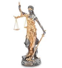 <b>Статуэтка</b> «<b>Фемида</b> - богиня правосудия» <b>WS</b>-650 | Decor в 2019 ...