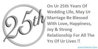 Wedding Anniversary Modern Happy th Wedding Anniversary Wishes ...