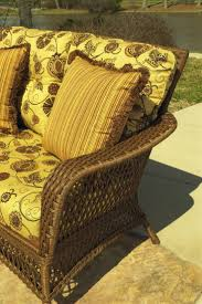 brown wicker outdoor furniture dresses: outdoor wicker furniture arm detail huge upgrades over the years to make it closer and