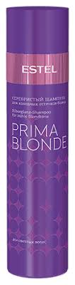 ESTEL <b>шампунь</b> Prima Blonde Серебристый для <b>холодных</b> ...