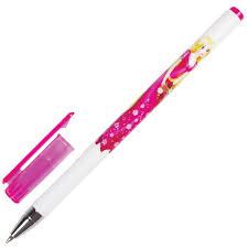 """Купить <b>Ручка шариковая BRAUBERG</b> """"Леди"""", СИНЯЯ, корпус с ..."""