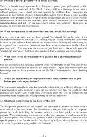 interview questions and answers pdf two i recognize the problem as the symptom of other perhaps hidden factors