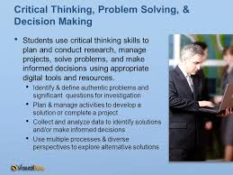 Critical Thinking in Every Domain of Knowledge and The Conversation