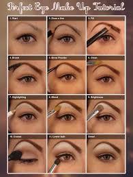 fresh makeup with makeup tutorial natural look with beautiful natural step by step eye makeup