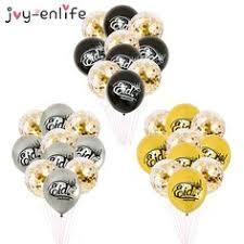2020 的 10/15pcs EID <b>MUBARAK Balloons</b> Decor <b>Ramadan</b> And ...