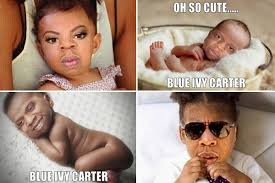 Blue Ivy Memes: Illuminati Theories, First Twitter, More (PHOTOS ... via Relatably.com