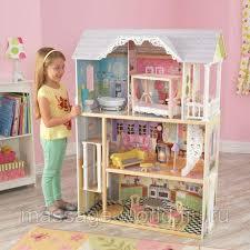 "<b>KidKraft Трехэтажный дом из</b> дерева для Барби ""Кайли"" (Kaylee ..."