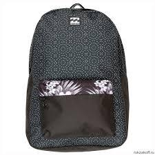 <b>Рюкзак BILLABONG ALL DAY</b> PACK BLACK купить по цене 2 450 ...