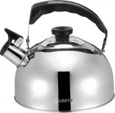 Greys KS-430 <b>Чайник со свистком 3.0</b>л нержавеющая сталь ...