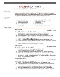 security officer resume tips security guard resume resume format pdf armed security resume resume resume security guard resume security